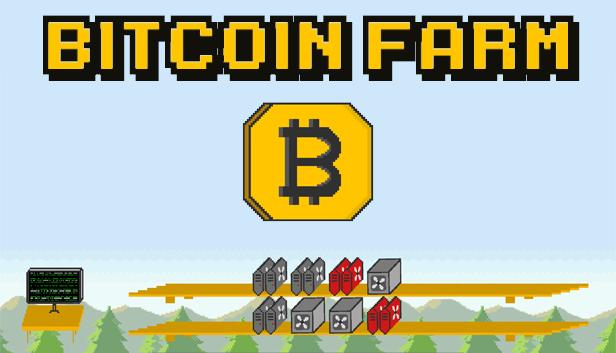 bitcoin farm app)