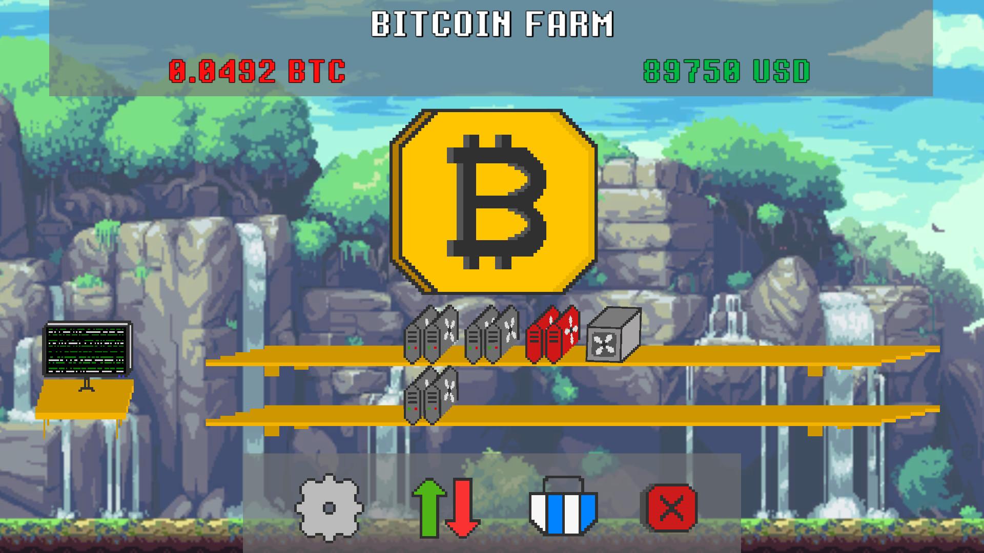browser game bitcoin