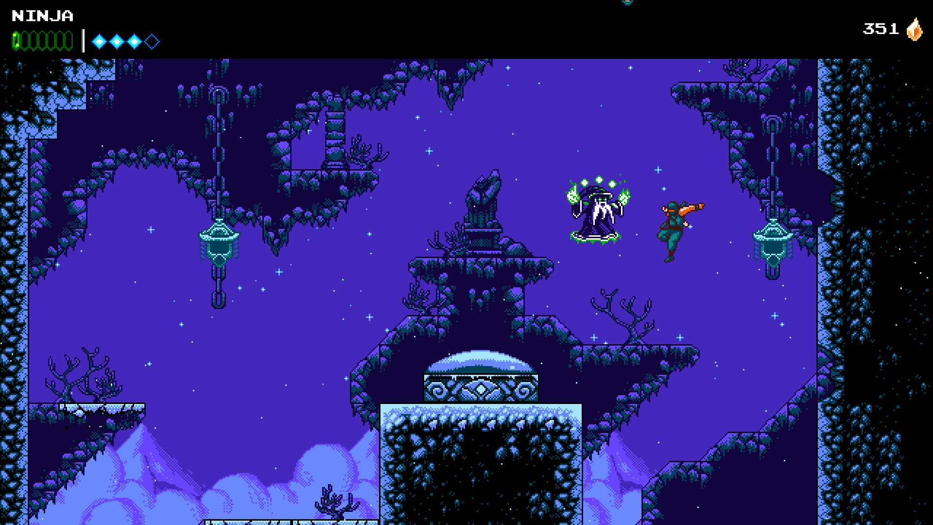 The Messenger on Steam