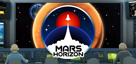 Mars Horizon Cover Image