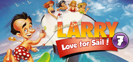 Save 55 On Leisure Suit Larry 7 Love For Sail On Steam It was published by sierra from 1987 to 2009, then by codemasters starting in 2009. leisure suit larry 7 love for sail