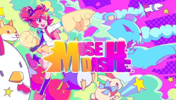 Save 85% on Muse Dash on Steam