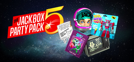 The Jackbox Party Pack 5 Cover Image