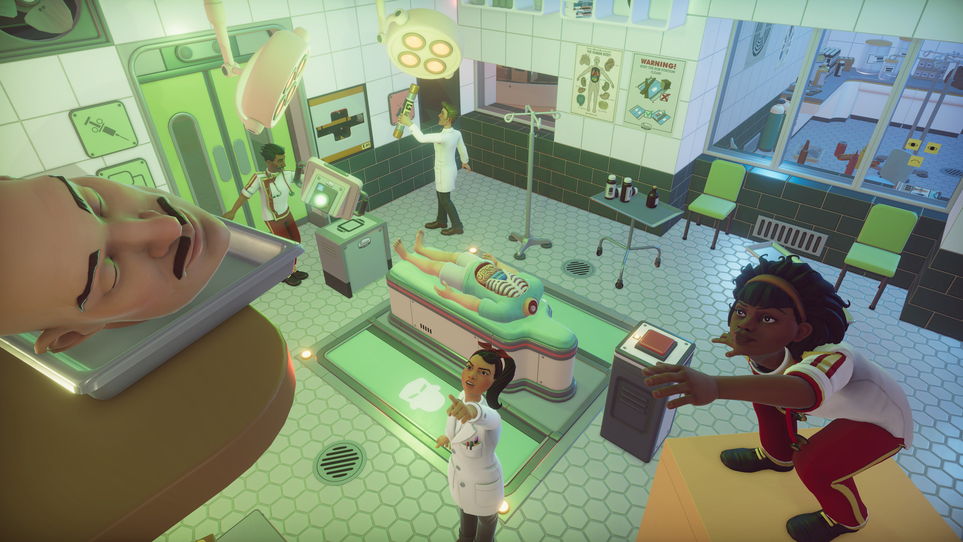 Surgeon Simulator 2 PC 1