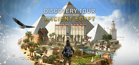 Discovery Tour by Assassin's Creed®: Ancient Egypt Cover Image