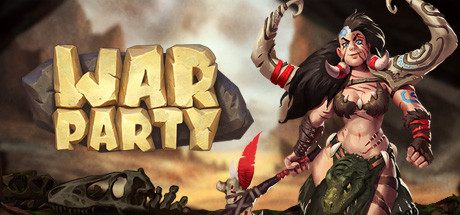 WAR PARTY Cover Image