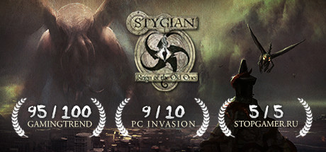 Stygian: Reign of the Old Ones Cover Image