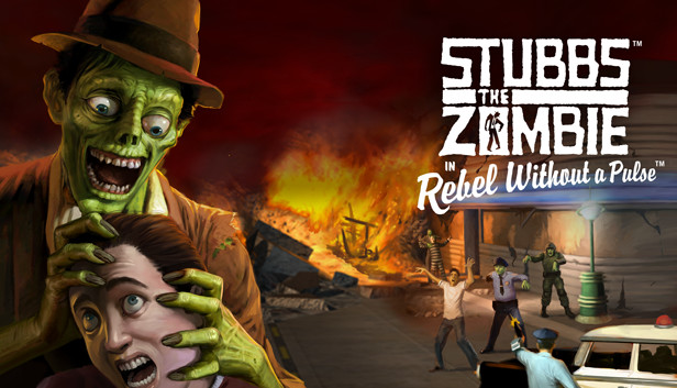 Stubbs the Zombie in Rebel Without a Pulse (Free PC Game)