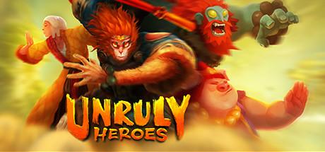 Unruly Heroes Free Download v1.3
