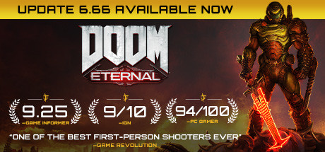 Nominate DOOM Eternal for Steam's Outstanding Visual Style Award!