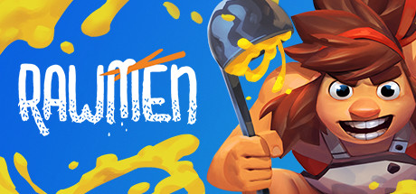 RAWMEN: Food Fighter Arena Cover Image