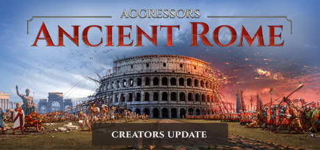 Aggressors: Ancient Rome Cover Image
