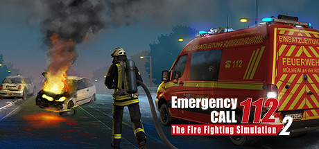 Emergency Call 112 – The Fire Fighting Simulation 2 Cover Image