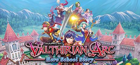 Valthirian Arc: Hero School Story Cover Image
