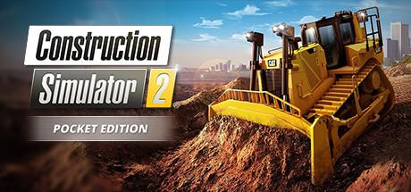 Construction Simulator 2 US - Pocket Edition Cover Image