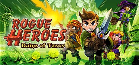 Rogue Heroes Ruins of Tasos [PT-BR] Capa
