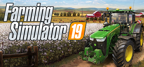 Farming Simulator 19 Cover Image