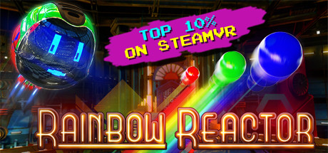 Teaser for Rainbow Reactor
