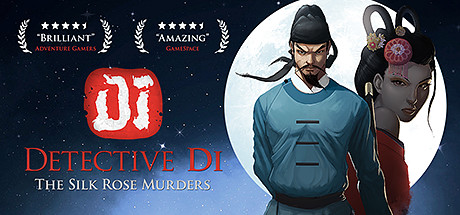 Teaser image for Detective Di: The Silk Rose Murders