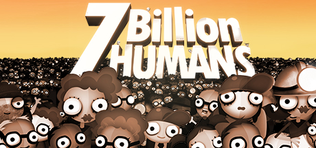 7 Billion Humans Cover Image