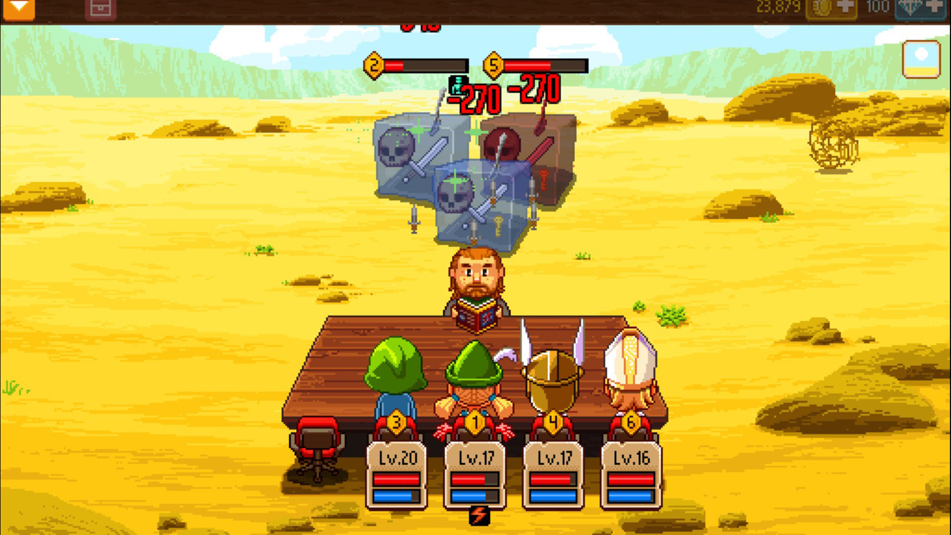 Knights of Pen and Paper 2: Free Edition on Steam