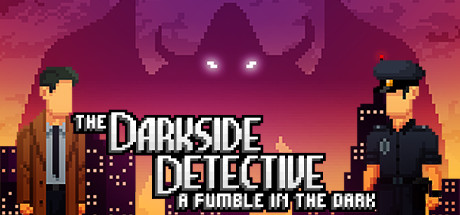 The Darkside Detective: A Fumble in the Dark Cover Image