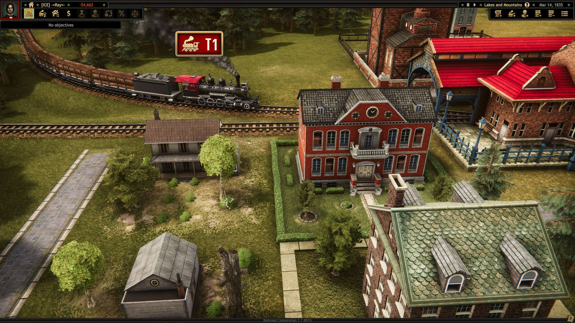 Railroad Corporation for PC