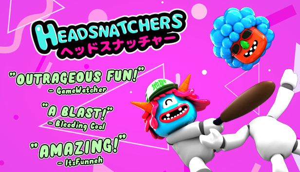 Headsnatchers on Steam
