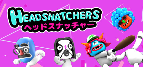 Headsnatchers Cover Image