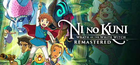 Ni no Kuni Wrath of the White Witch™ Remastered Cover Image