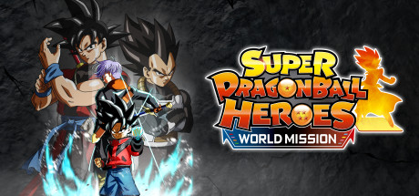 SUPER DRAGON BALL HEROES WORLD MISSION Cover Image
