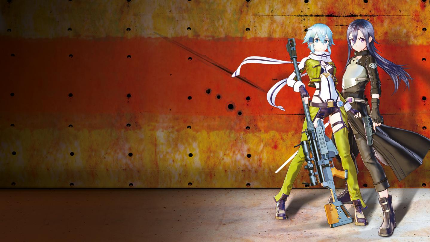 Sword Art Online: Fatal Bullet Complete Edition Out Now