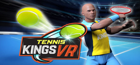Tennis Kings VR Cover Image