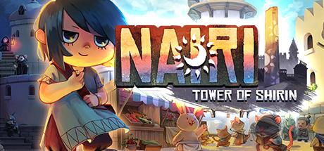 NAIRI Tower of Shirin [PT-BR] Capa
