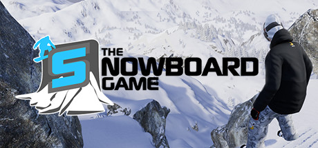 The Snowboard Game Cover Image