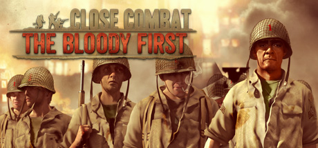 Close Combat: The Bloody First Cover Image
