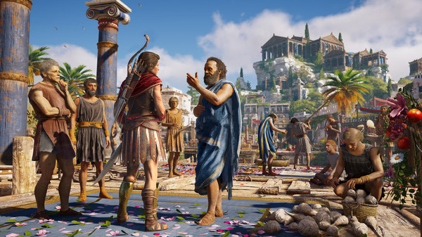 Assassin's Creed Odyssey Free Steam Key 2