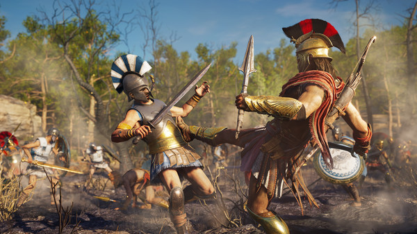 Assassin's Creed Odyssey Free Steam Key 3