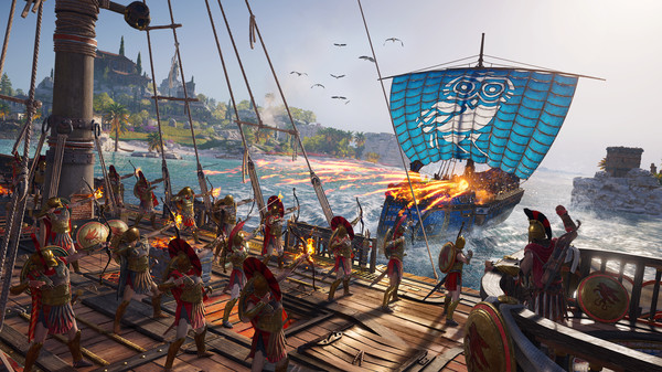 Assassin's Creed Odyssey Free Steam Key 5