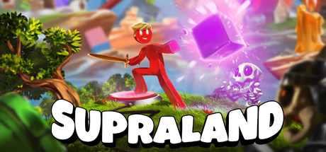 Supraland Cover Image
