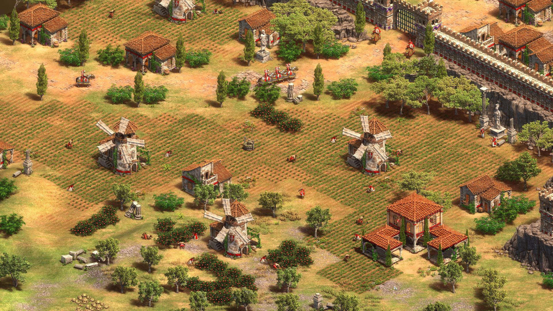 age empire 2 games