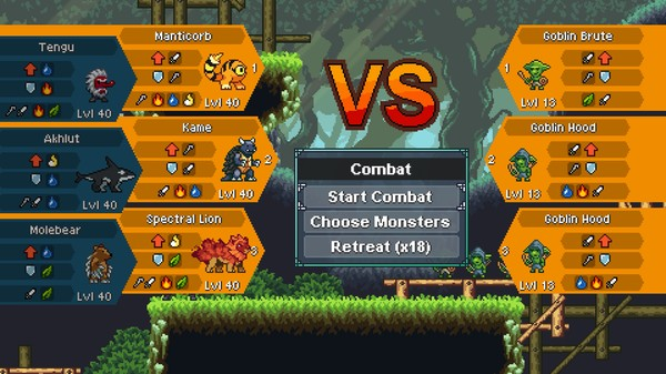 Monster Sanctuary Free Steam Key 6