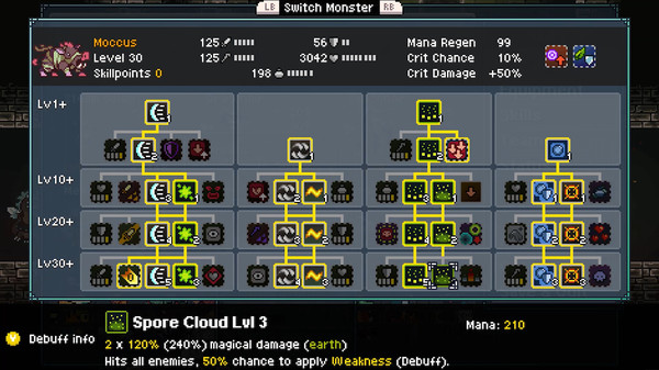 Monster Sanctuary Free Steam Key 2