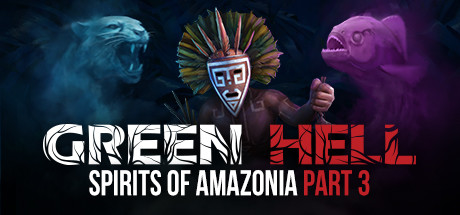 Green Hell [PT-BR] Capa