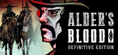Alders Blood Definitive Edition Capa