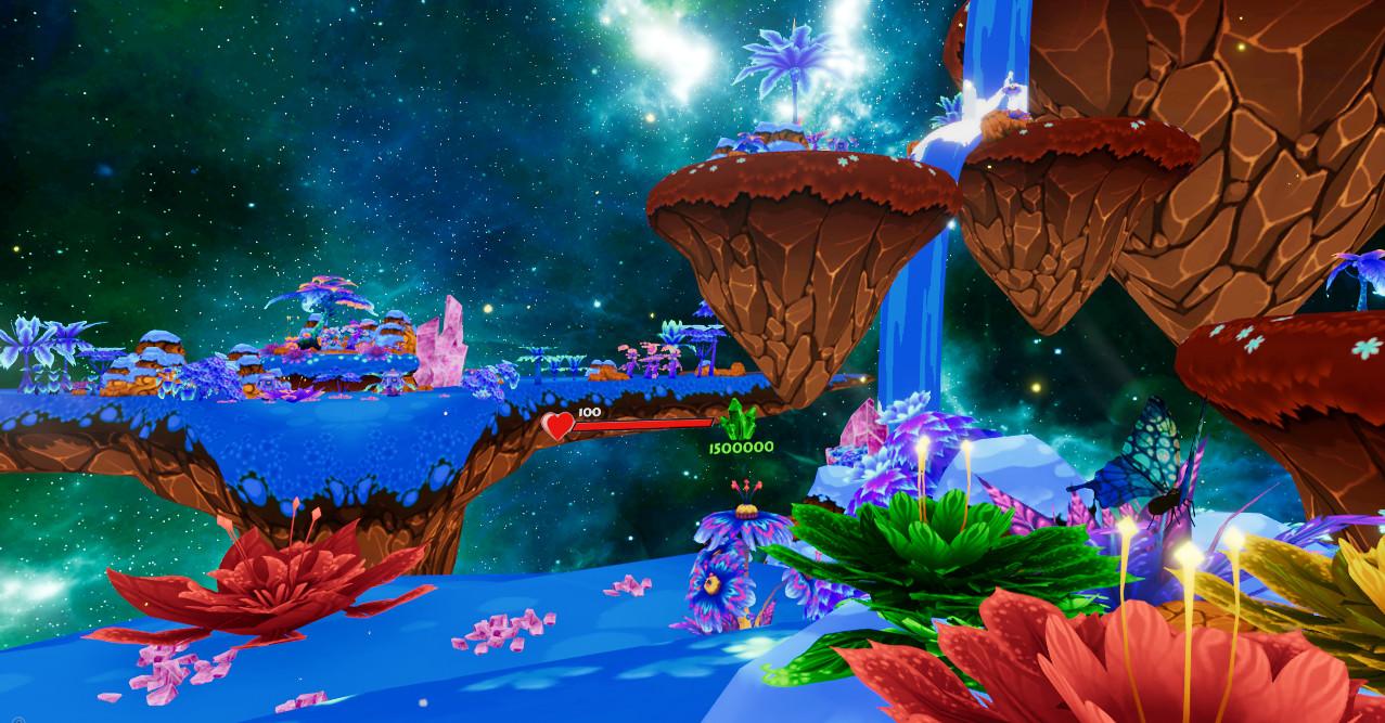 Oculus Quest 游戏《Stardust VR》星尘VR插图(2)