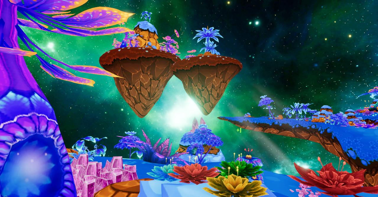 Oculus Quest 游戏《Stardust VR》星尘VR插图