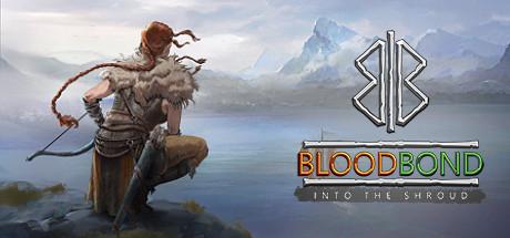 Blood Bond  Into the Shroud Capa