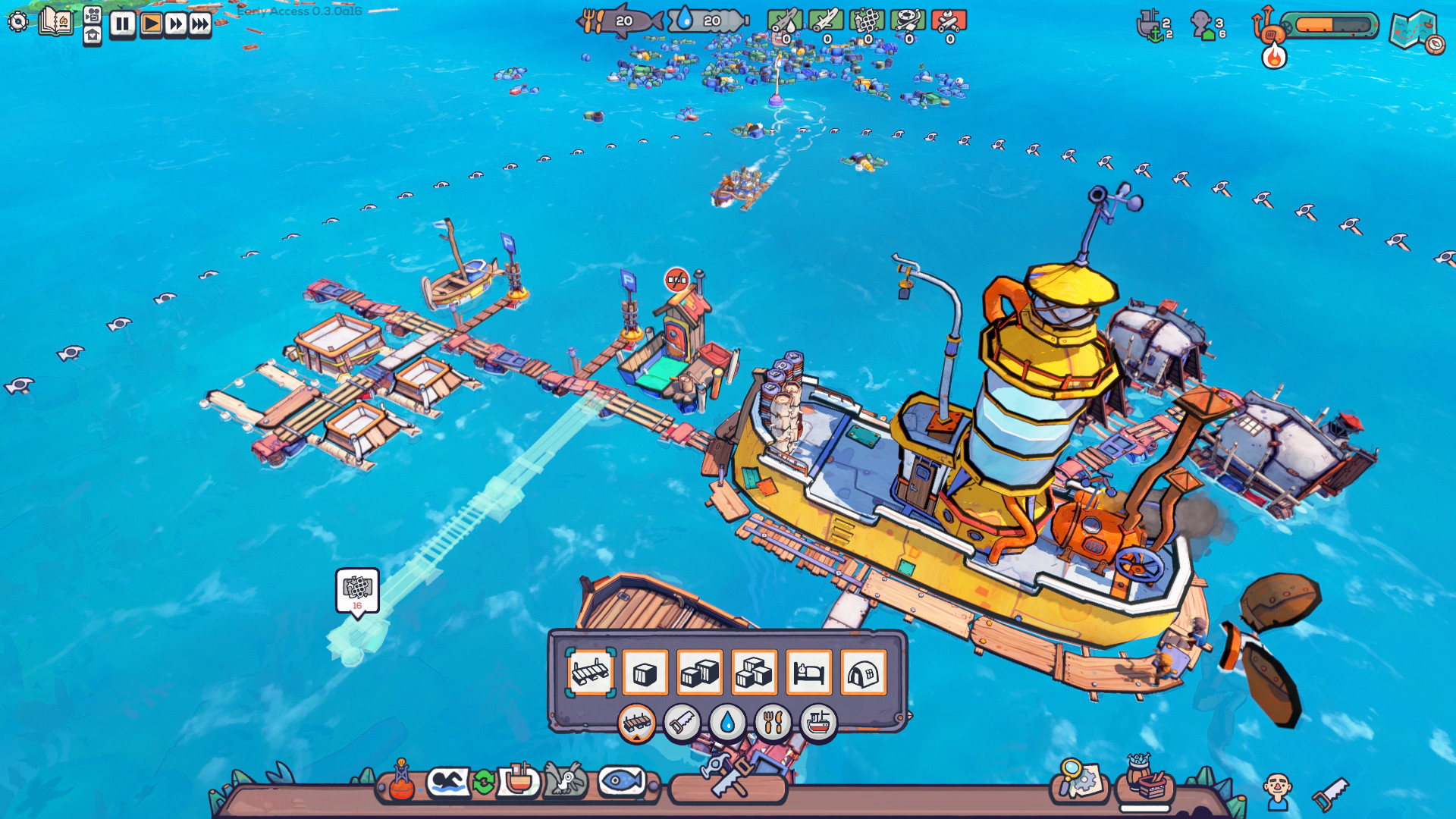 Flotsam screenshot 1