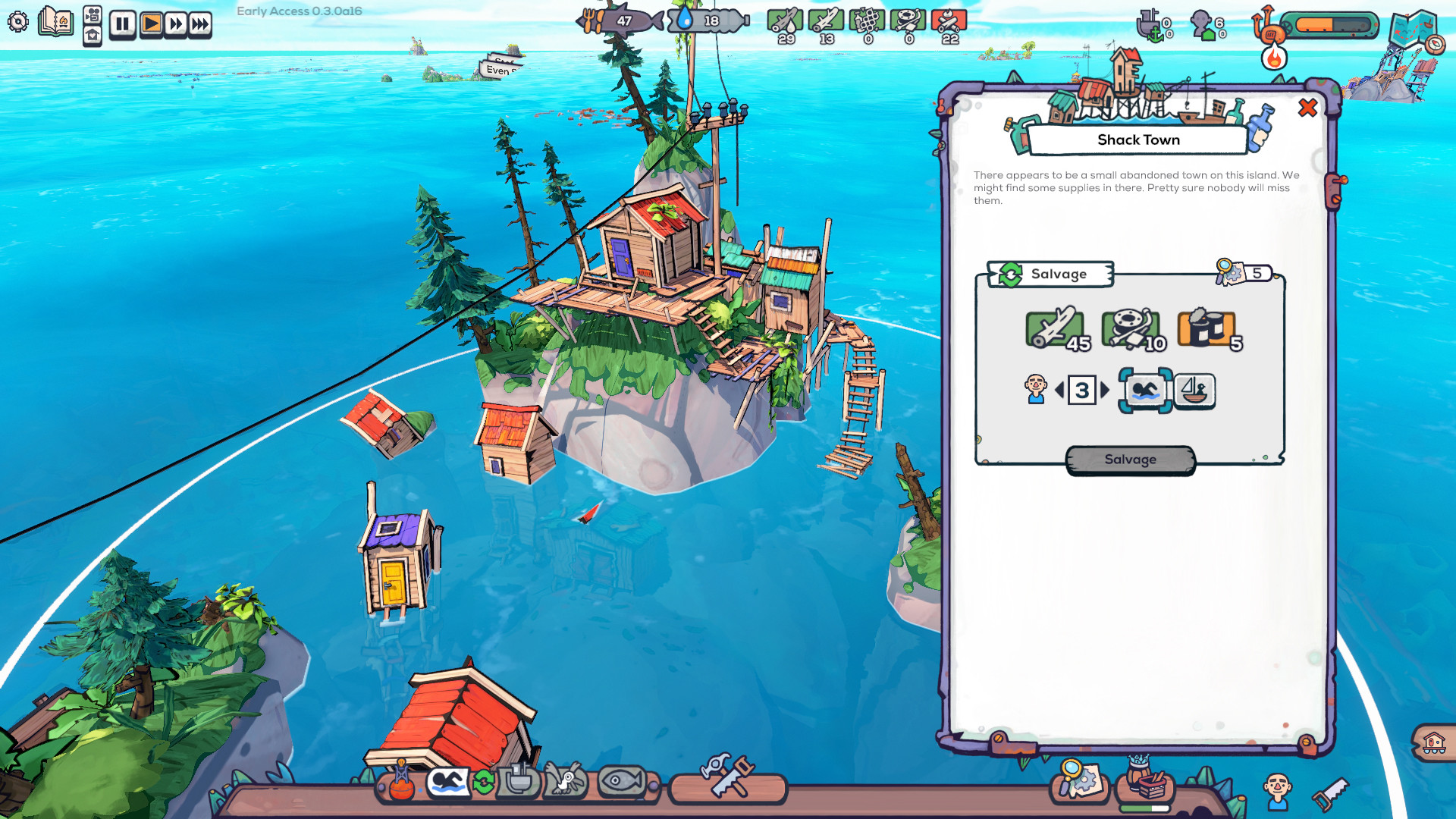 Flotsam screenshot 3